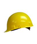 Yellow RFID Equipped Hard Hat