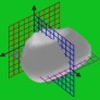 Model of obstacle detection pattern